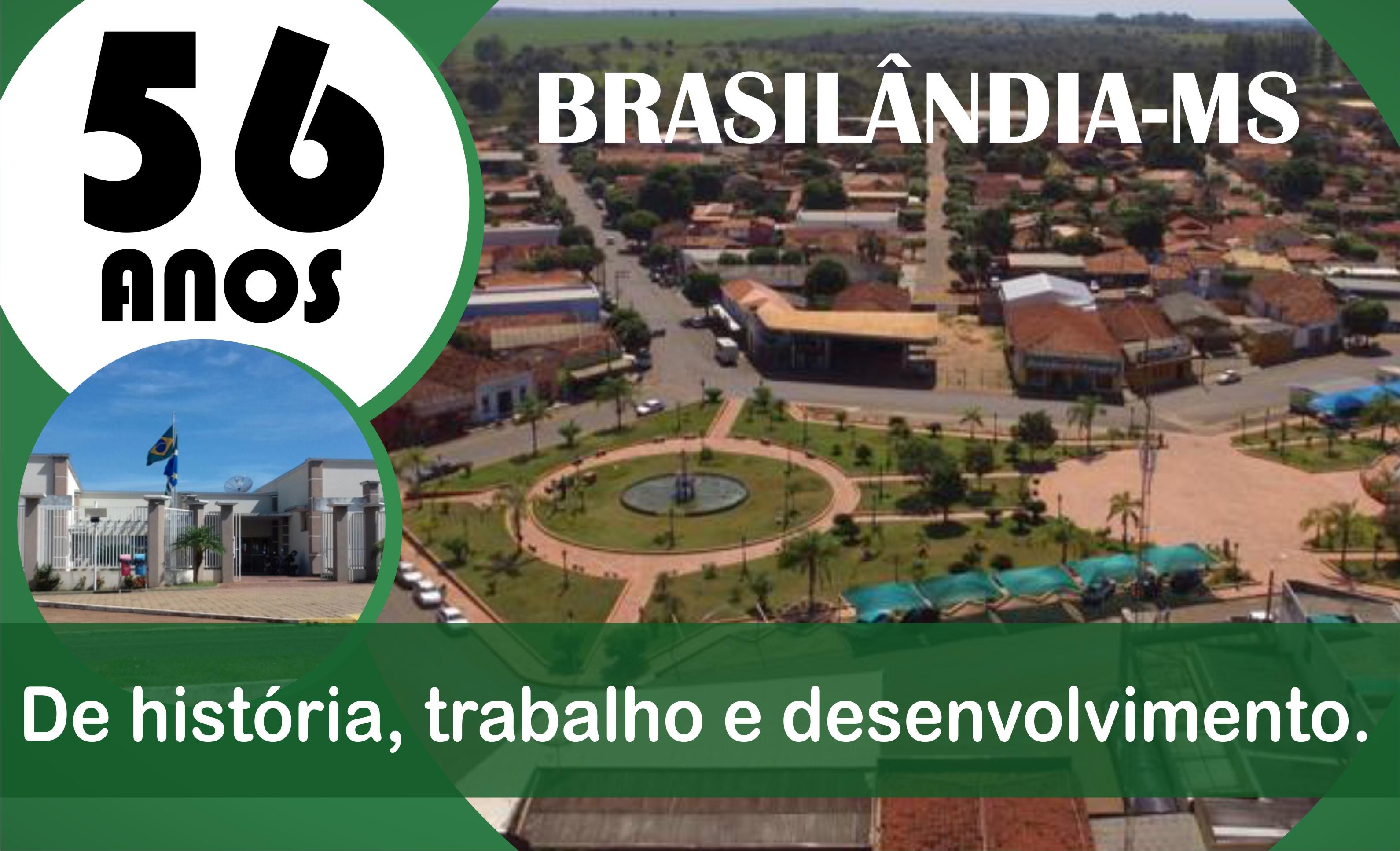 A Câmara Municipal de Vereadores parabeniza  a cidade e seus cidadãos.