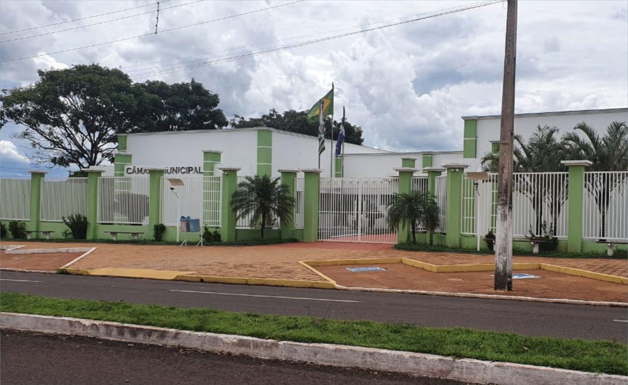Legislativo de Brasilândia retorna aos trabalhos no dia 02 de agosto.
