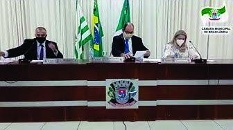 Sessão Ordinária 30 08 2021