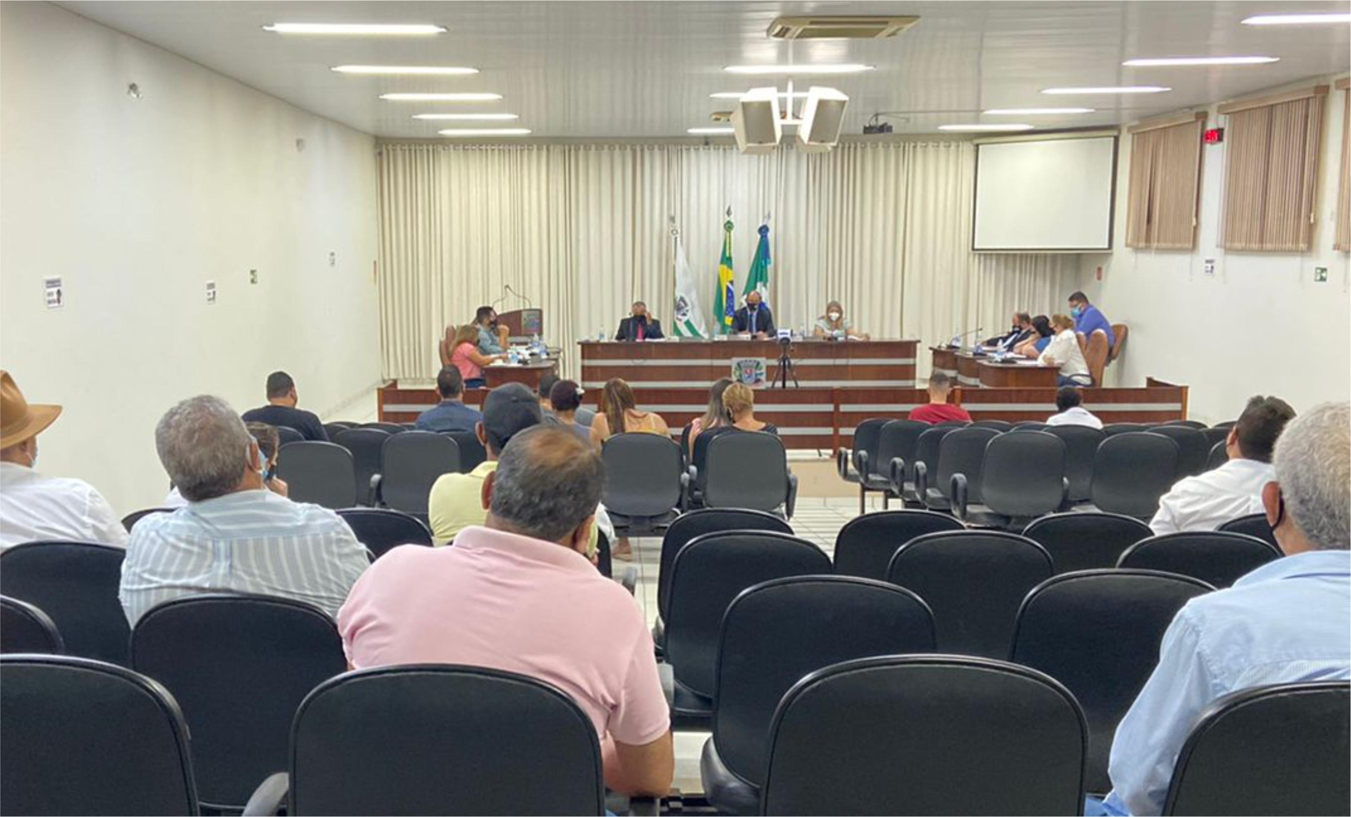 Câmara de Brasilândia: confira os requerimentos apresentados no último dia 27/09.